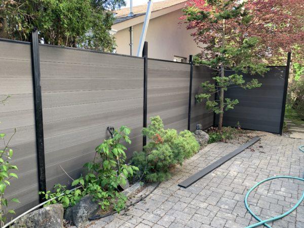 buy composite fencing canada