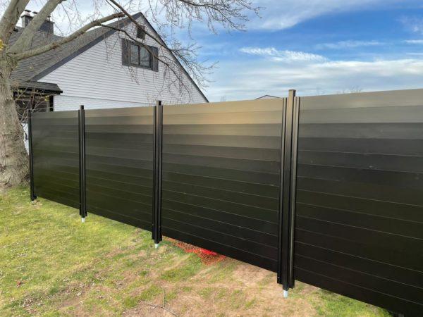 aluminum fence canada