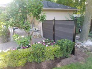 composite fence panels toronto
