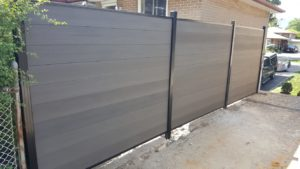 composite fence panels thornhill