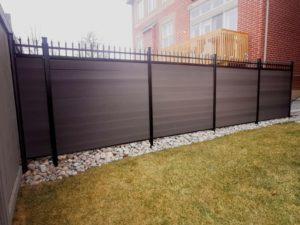 composite fence panels richmond hill