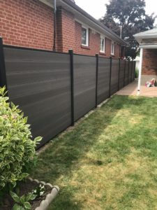 composite fence panels markham